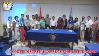 Spot Primera Audiencia Pública de Seguridad Ciudadana 2017 - Hualmay