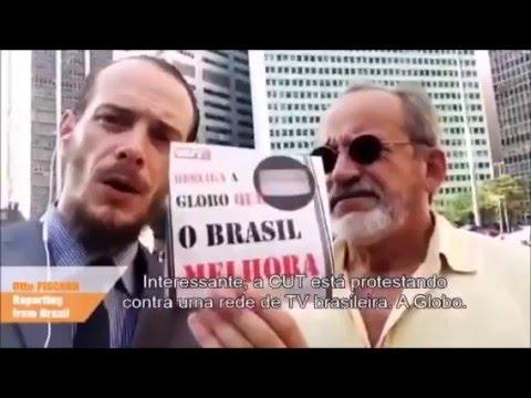 Hot Coffee special edition - Pro democracy protest in Rio 31 march 2016