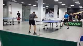 Настольный теннис ( уроки  игры ) СК