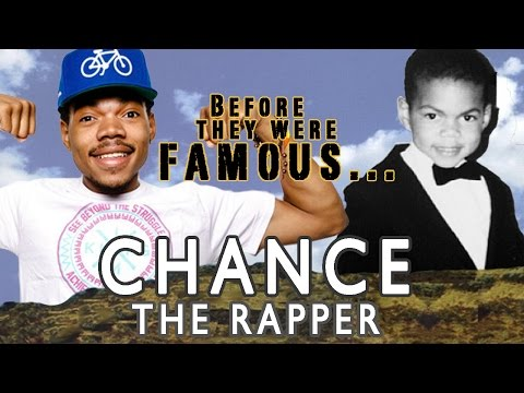 CHANCE THE RAPPER | Before They Were Famous