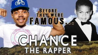 Chance the rapper - before they were famous
