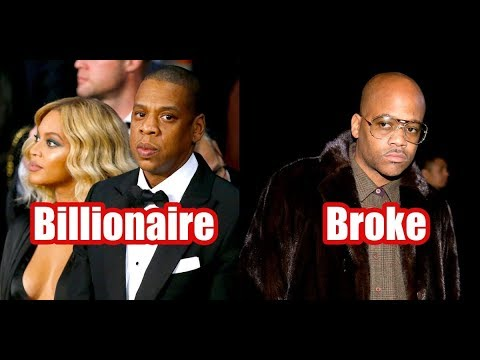 Jay Z Becomes Hip Hops First Billionaire While Dame Dash Is Barely Hanging On