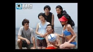 赤坂海水浴場で行われるビーチバレーボール大会あてに脅迫状が届いた。雷...