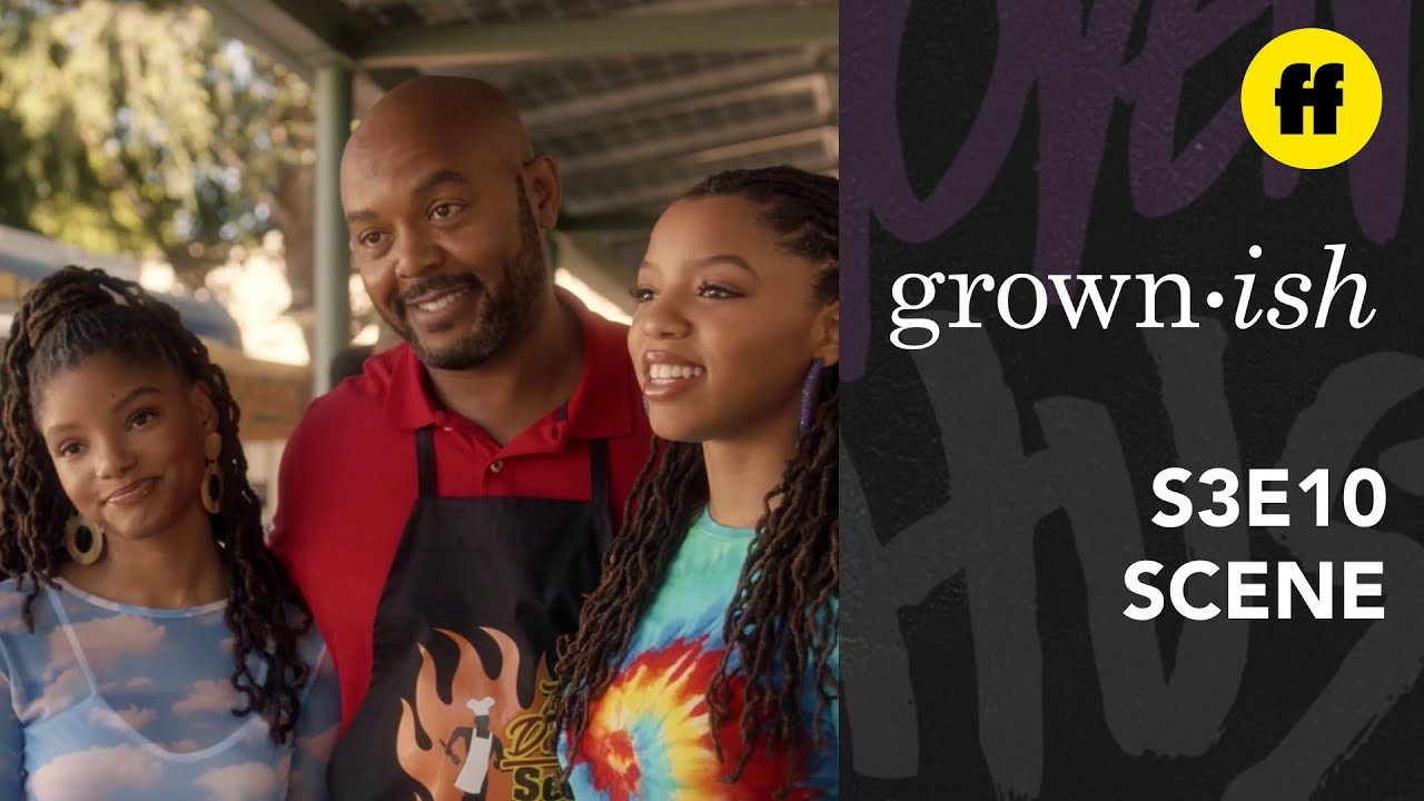 Download grown-ish Season 3, Episode 10 | Jillian Meets the Twins' Dad | Freeform