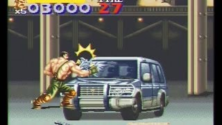 Final Fight 2 SNES Walkthrough Super Nintendo