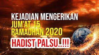 Download Video Kejadian Mengerikan Pada Jumat 15 Ramadhan ?? -Ustadz Sofyan Saladin, Lc MP3 3GP MP4