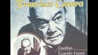 FRANCISCO CANARO - CARLOS ROLDAN - SE DICE DE MI - MILONGA