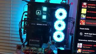 Corsair RGB Setup