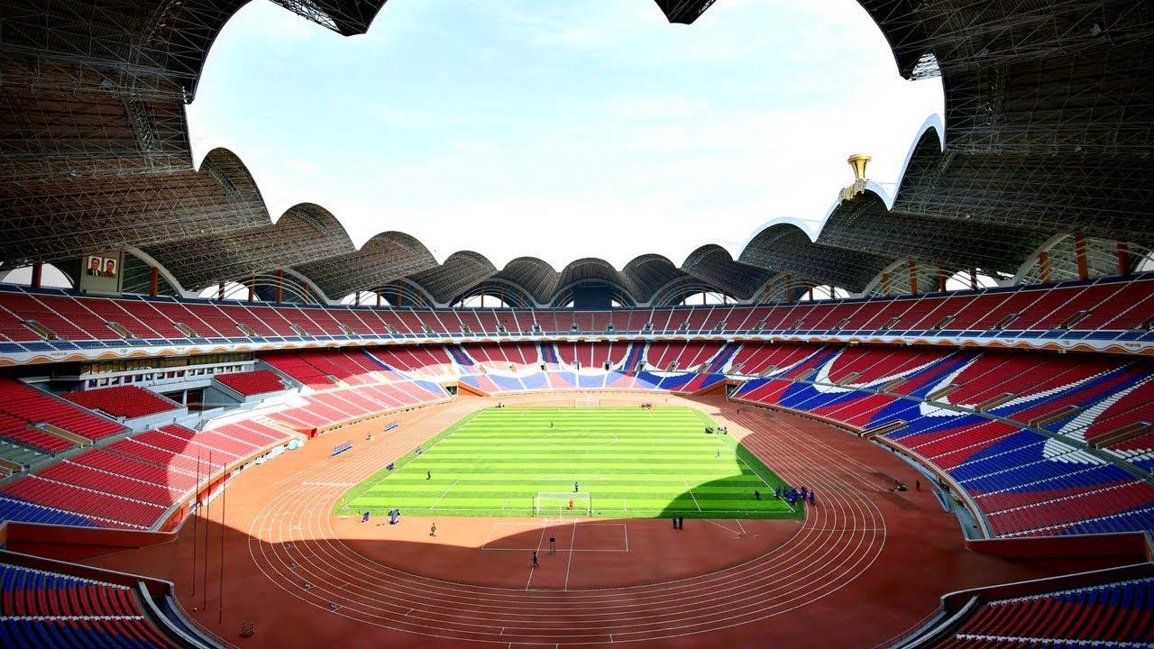 Image result for world's biggest football stadium