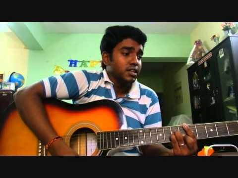 Verasa Pogayile Guitar cover. and Strumming.. by Jayaraj VS