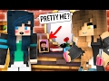 Yandere High School HOT OR NOT I GET A MAKEOVER FOR MY DATE S2 Ep.31 Minecraft Roleplay