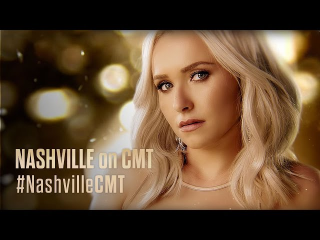 NASHVILLE First Look Promo - New Episodes Thursdays in January on CMT