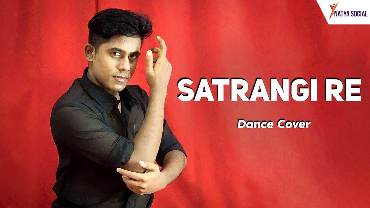 Satrangi Re | Dil Se | Natya Social Choreography