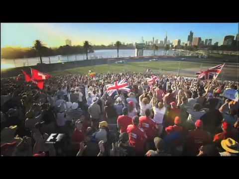 Jenson Button Wins the Australian Grand Prix with Brawn GP, welcome back