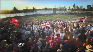 Jenson Button Wins the Australian Grand Prix with Brawn GP, welcome back