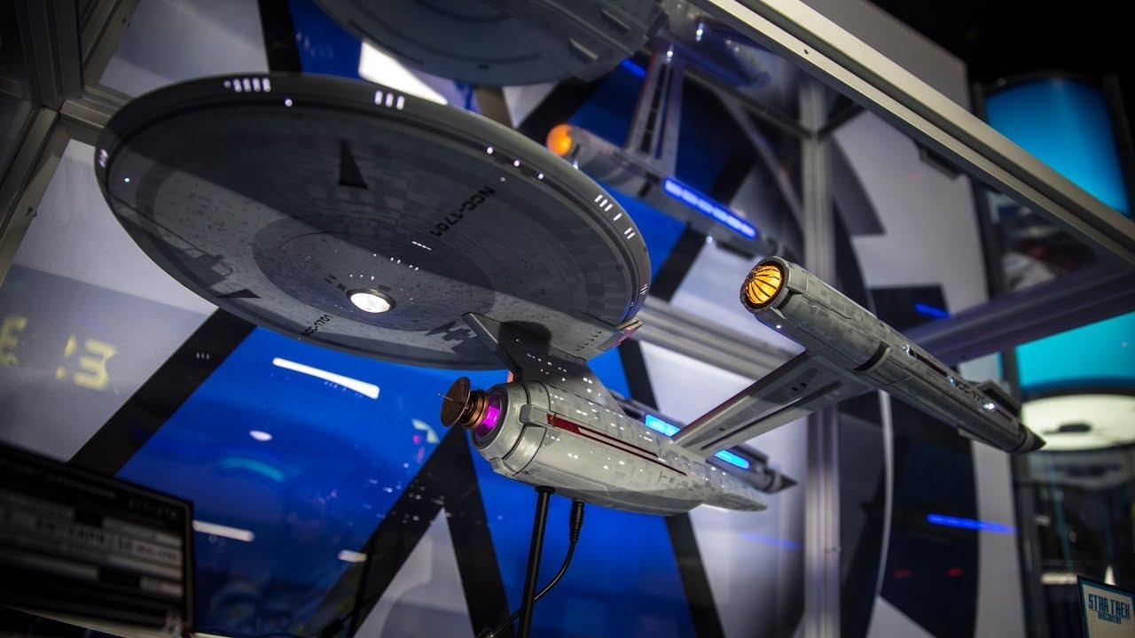 Studio-Scale Star Trek: Discovery Starship Models!