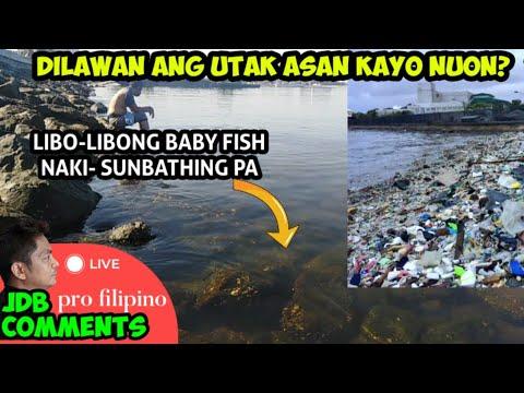 Download GRABE ANG TAHIMIK NG MANILA BAY AT ANG LINAW NG TUBIG DAGAT
