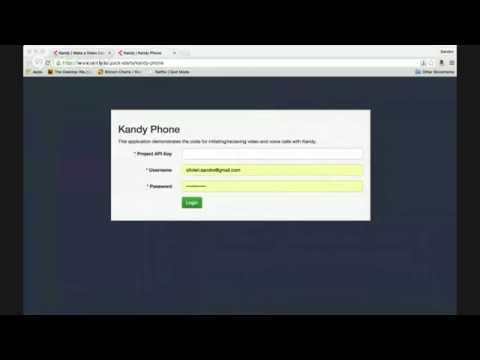 Introduction to the Kandy RTC Platform
