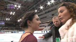 Evgenia MEDVEDEVA SP Rostelecom Cup 2015 エフゲーニャメドベージェワ 検索動画 7