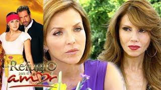 Resumen: ¡Rosa Elena se enfrenta a Julie! | Un refugio para el amor -Televisa