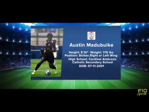 Austin Madubuike 2019 Recruit Mix