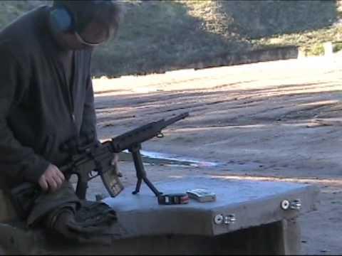 50 Beowulf - Testing a  50 BMG Muzzle Brake