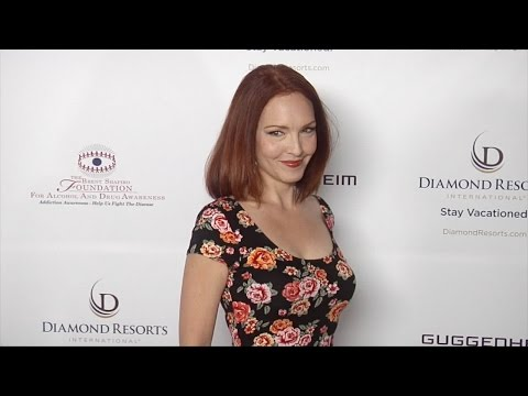 Amy Yasbeck  2015 Summer Spectacular Under the Stars Red Carpet