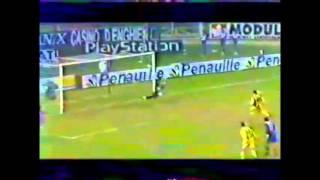 FC Nantes - Les 4 victoires au Parc des Princes contre le PSG depuis 1992