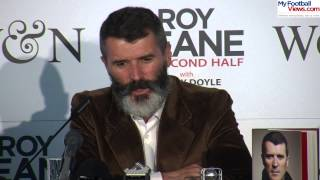 Full Roy Keane rant at Sir Alex Ferguson