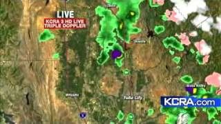 Mark Finan Describes Colusa County Tornado