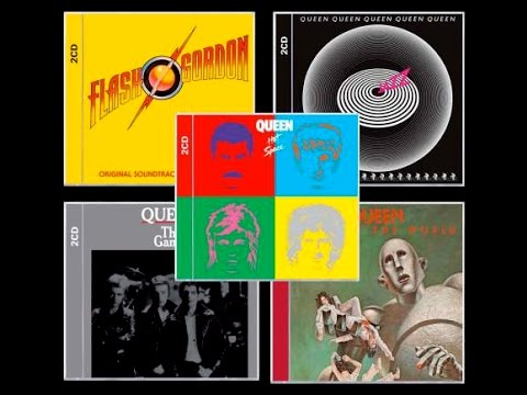 All Queen Album's In Order From Worst To Best