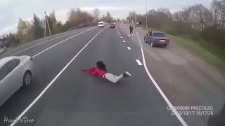 Car Accident Compilation Truck And Car Crash Video / 1
