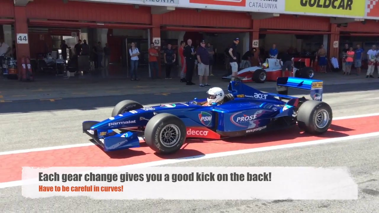 F1 Driving Experience - THE Ultimate Gift! at Catalunya, Montmeló, Spain