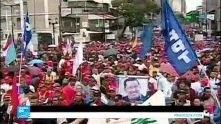 فينزويلا: الرئيس مادورو يستغل تظاهرات عيد العمال لمهاجمة خصومه