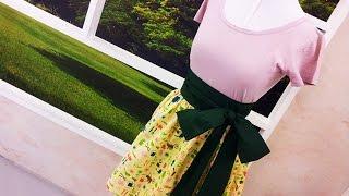 Elisa Dantas – Avental Costureirinha