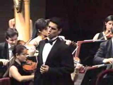 Ah! La paterna mano - Thiago Arancam - Alla Scala Milano