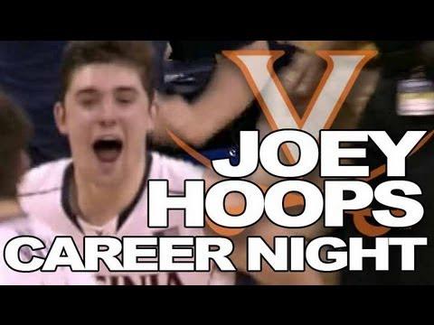 Joe Harris Scores 36 Points for UVA Career Night Against Duke