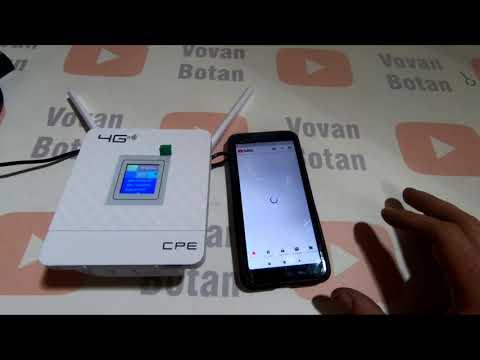 4g роутер CPE-903 из Китая: раздаём мобильный интернет по Wi-fi или по проводу