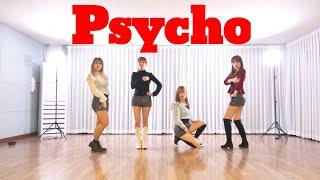 [몸박터]Red Velvet(레드벨벳) - 'Psycho'