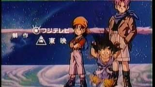 Dragonball GT (Portuguese Opening)