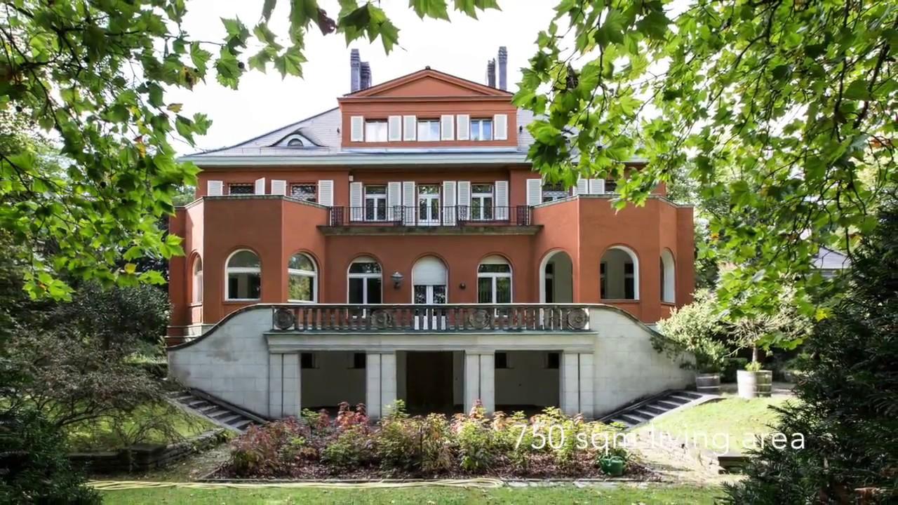 Historische Villa In Berlin-Dahlem