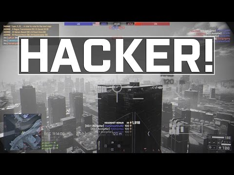 Hackers on my ranked server in Battlefield 4