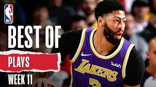 NBA's Best Plays | Week 11 | 2019-20 NBA Season