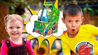 Игровая площадка для детей - Развлекательный центр Lucky