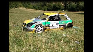 Best of rallye Crash&Show 2018 Team ChauffeQuiPeut