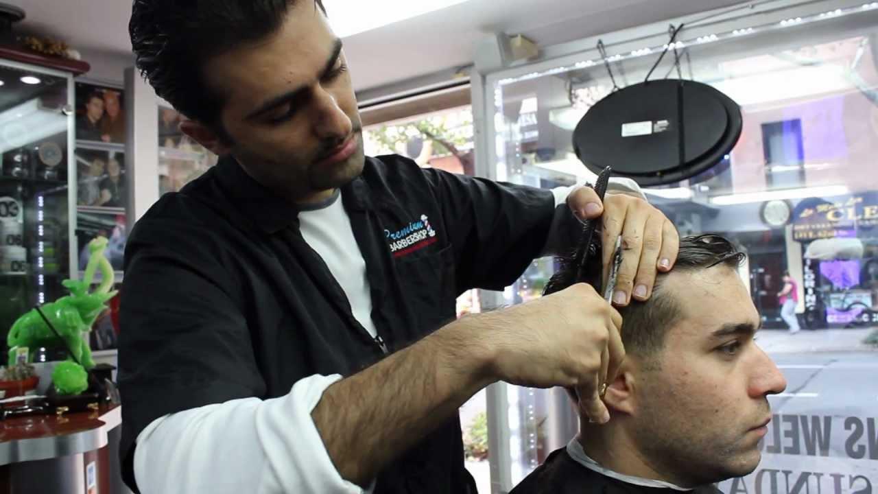 Premium Barber Nyc In Upper East Midtown New York Men S Haircut Barbers 10065 You