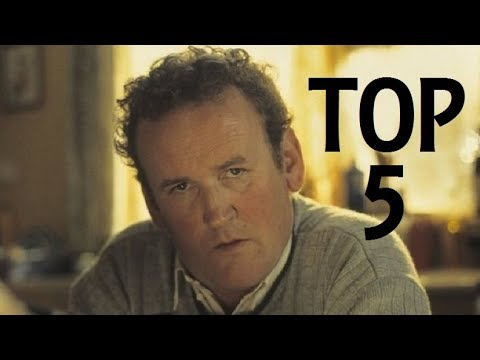 COLM MEANEY MOVIES TOP 5