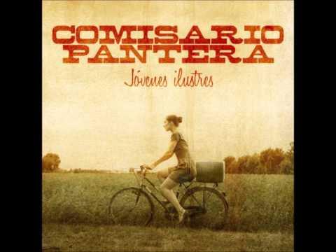 Comisario Pantera - Jóvenes Ilustres (Álbum Completo)