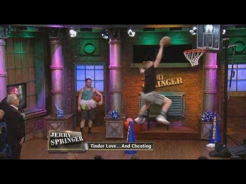 Slam Dunk Contest!!!(The Jerry Springer Show)