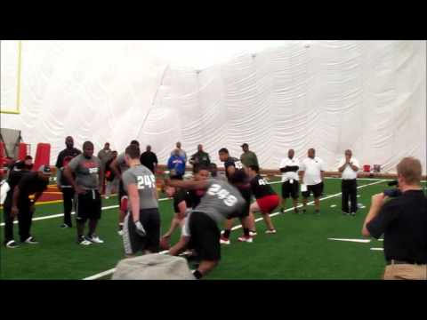 Andrew Brown Highlights, 2013 Nike Camp in Ashburn